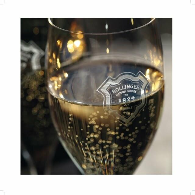 Bollinger glas champagnehelg