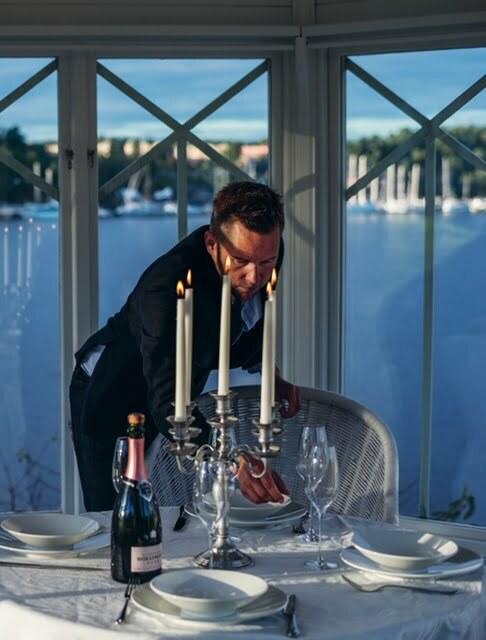Mattias Fredagskocken Champagnehelg Bollinger