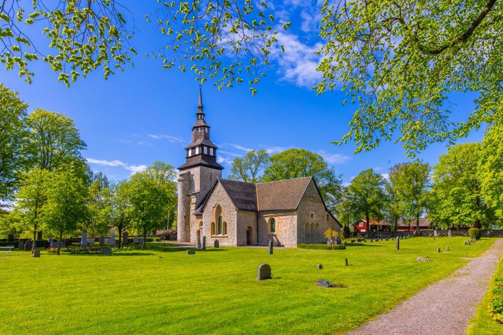 Sevärdhet: Örberga kyrka