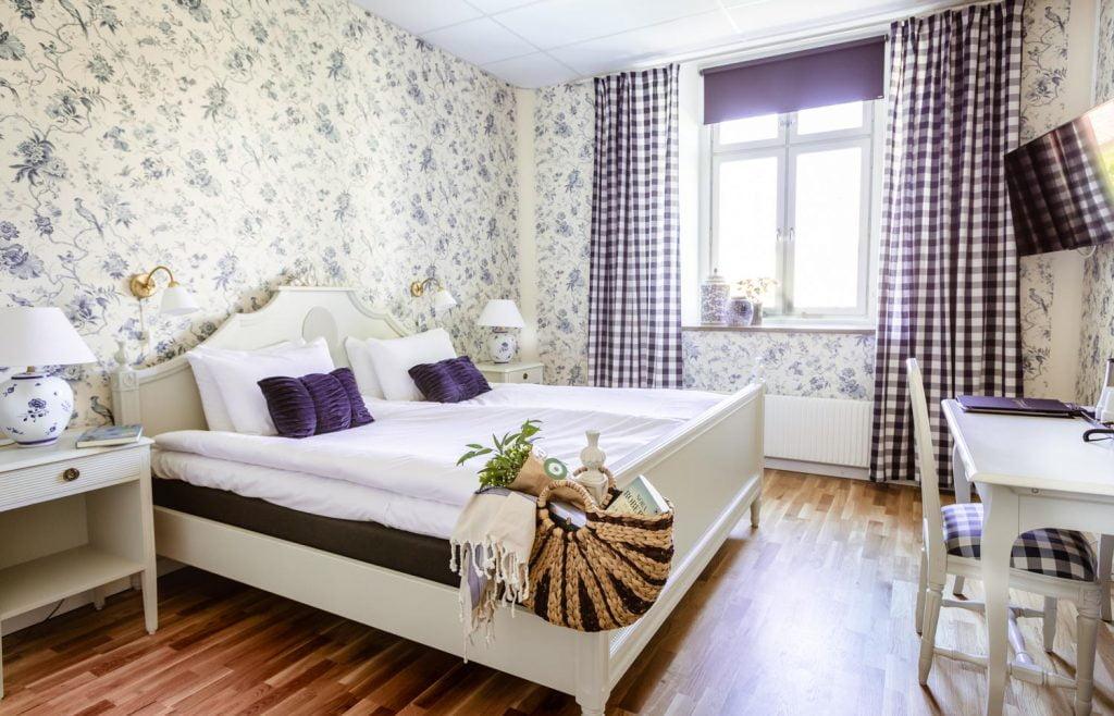 Hotellrum på Vadstena Klosterhotel