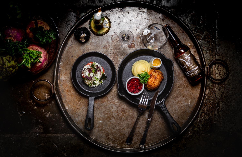 Välkommen till restaurant Munkklostret - historiskt god mat i historisk miljö