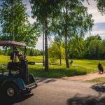 Spela golf i Vadstena. Bo på Vadstena Klosterhotel