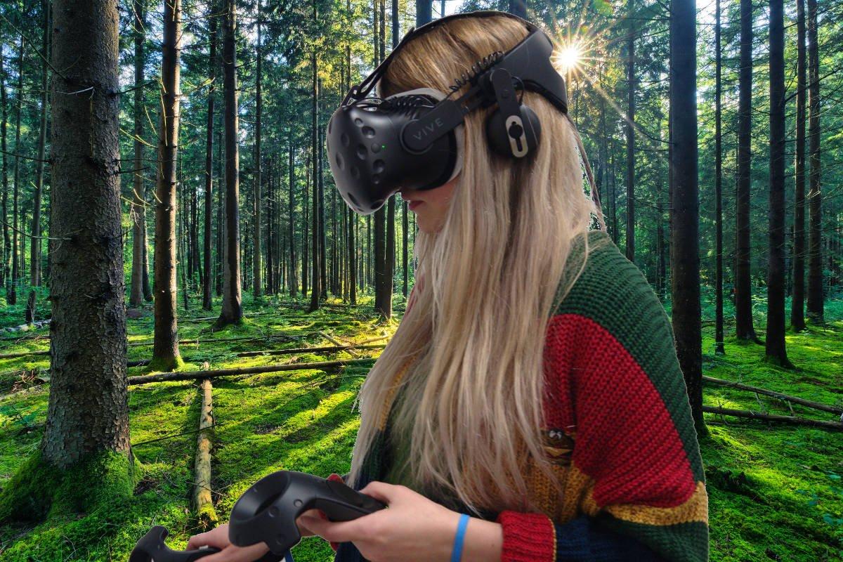 VR på Klosterhotellet